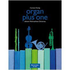 Bärenreiter Organ Plus One Christmas