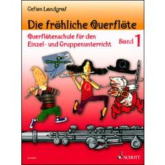 Schott Fröhliche Querflöte Vol.1