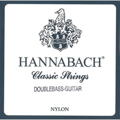 Hannabach 841MT Double Bass-Guitar Str.