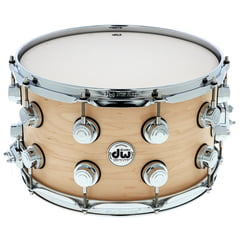 "DW Satin Oil 14""x08"" SD Natural"