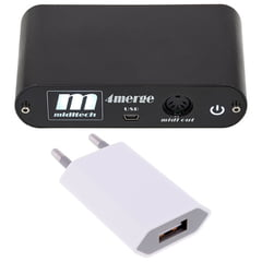 Miditech 4merge USB Power Supply Set