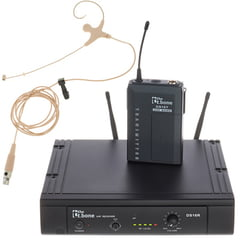 the t.bone TWS 16 EarmiKeD 821 MHz Set