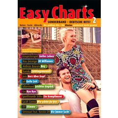 Schott Easy Charts German Hits 2