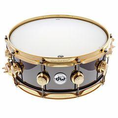 """DW 14""""x5,5"""" Black Nickel o. Brass"""