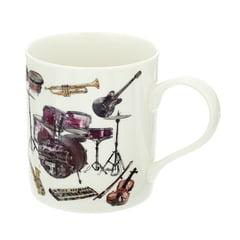 Anka Verlag Mug With Several Instruments