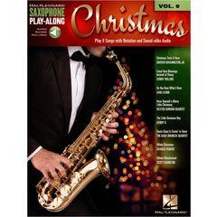 Hal Leonard Saxophone Play-Along Christmas