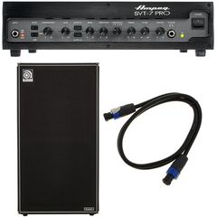 Ampeg SVT-7 Pro Bass Head Bundle