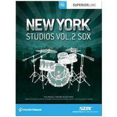 Toontrack SDX New York Studios Vol. 2