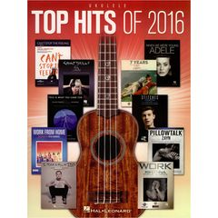 Hal Leonard Top Hits of 2016: Ukulele