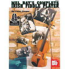 Mel Bay The Complete Irish Fiddle Play