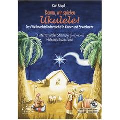 Acoustic Music Komm wir spielen Ukulele/Weihn