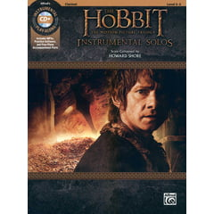Alfred Music Publishing Hobbit Trilogy Clarinet