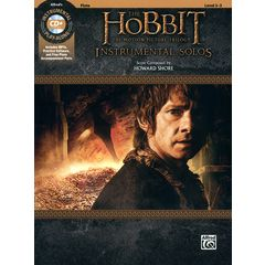 Alfred Music Publishing Hobbit Trilogy Flute