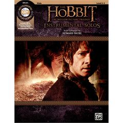 Alfred Music Publishing Hobbit Trilogy Viola