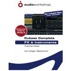 Audio Workshop Cubase Complete FX