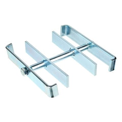 Mott Leg Clamp 4 45x45 flat/raised