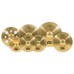 Meinl HCS Thomann ltd. Cymbal Set
