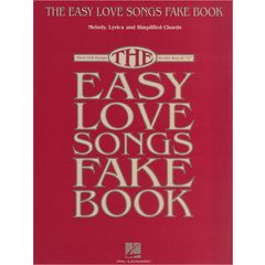 Hal Leonard Easy Love Songs Fake Book