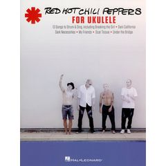 Hal Leonard Red Hot Chili Peppers Ukulele