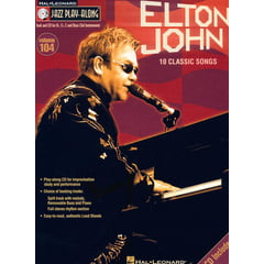 Hal Leonard Jazz Play-Along Elton John