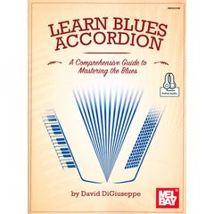 Mel Bay Learn Blues Accordeon