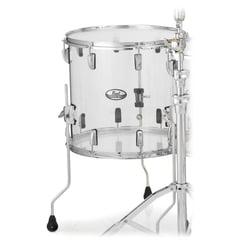 """Pearl Crystal Beat 18""""x16"""" Fl. #730"""