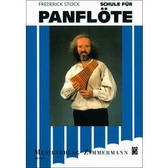 Zimmermann Verlag Schule für Panflöte