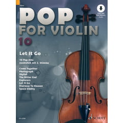 Schott Pop For Violin Vol.10