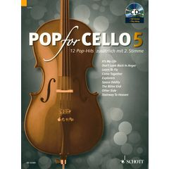 Schott Pop For Cello 5