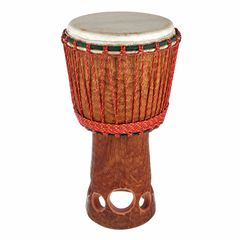 African Percussion Cut Out Bassam Djembe