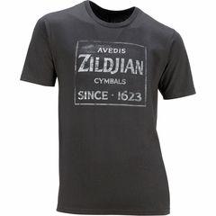 Zildjian T-Shirt Quincy Vintage M