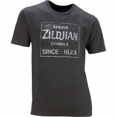 Zildjian T-Shirt Quincy Vintage L
