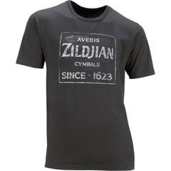 Zildjian T-Shirt Quincy Vintage XL