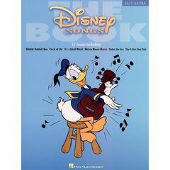 Hal Leonard Disney Songs For Easy Guitar