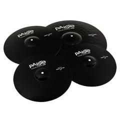 Paiste 900 Color Rock Cymbal Set BK