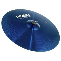"Paiste 19"" 900 Color Sound Crash BLUE"