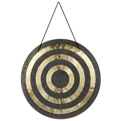 Asian Sound Sun Gong Earth/Om 40cm