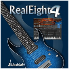 MusicLab RealEight 4