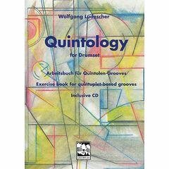 Leu Verlag Quintology for Drumset