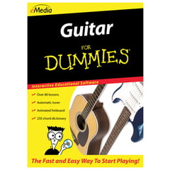 Emedia Guitar For Dummies - Win