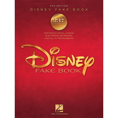 Hal Leonard Disney Fake Book 4th Edition