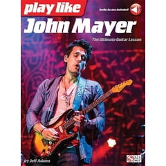Hal Leonard Play Like John Mayer