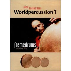 Drumport World Percussion 1 Framedrums