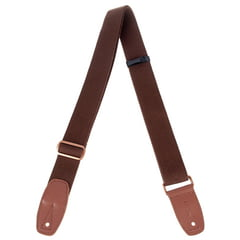 Reunion Blues Guitar Strap Merino Brown