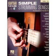 Hal Leonard Guitar Play-Along Strumming