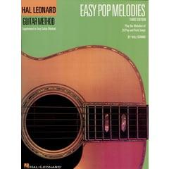 Hal Leonard Guitar Method: Easy Pop Mel.