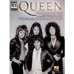 Hal Leonard Queen: Note-For-Note Keyboard