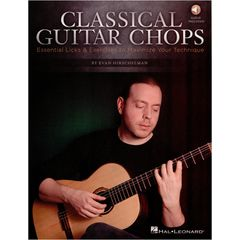 Hal Leonard Classical Guitar Chops