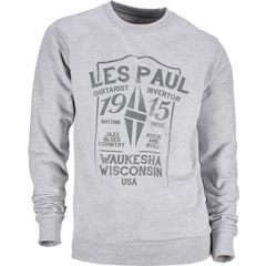 Les Paul Merchandise Sweat Shirt Les Paul 1915 XXL