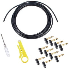 Harley Benton Solder-Free Patch Cable KIT
